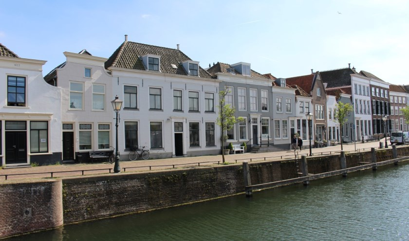 RWS verbouwt pand Grote Kade in Goes tot appartementencomplex.