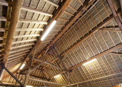 boerderij-kwadendamme-dakcontructie-binnenzijde