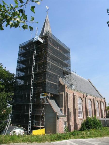 Kerken en torens