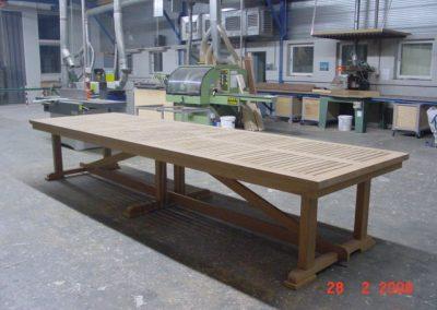 tafel-8-meter-lang
