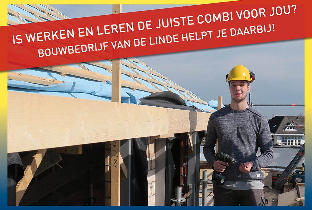 Wij kunnen als leerbedrijf de perfecte oplossing zijn voor jouw toekomst in de bouw!