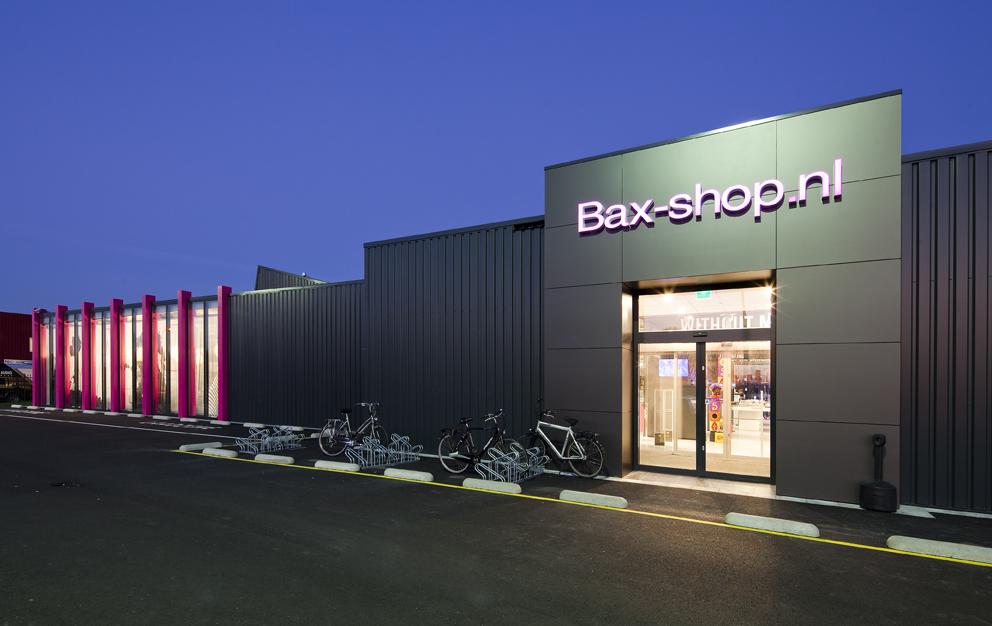 Bax Shop Goes