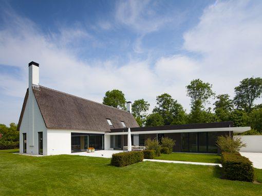 Nieuwbouwwoning – villa Middelburg