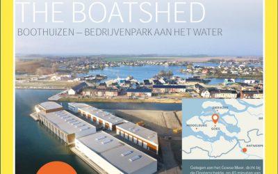 We zijn trots te kunnen mededelen dat we  de prachtige boot sheds bedrijfswoningen in Goes  mogen gaan bouwen.