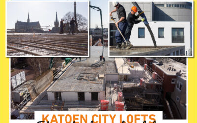 Katoen City Lofts Goes update